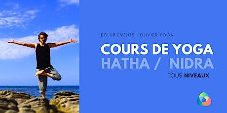 Cours de Yoga | Prana Box : Hatha Yoga / Yoga Nidra billets