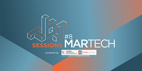 #8 MarTech Session tickets