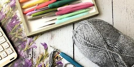 Adult Crocheting Workshop tickets
