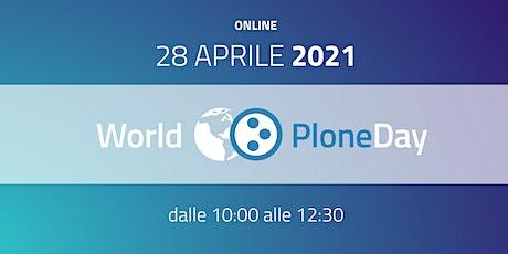 World Plone Day 2021 ingressos