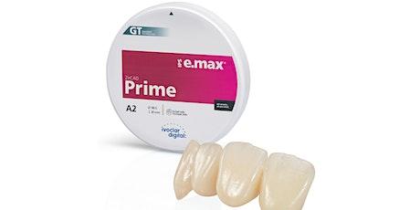 IPS e.max 'Prime Time' with Simon Caxton tickets