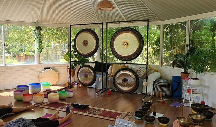 Swan Valley - Sound Healing - Balancing  your Heart Chakra image