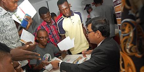 Blantyre international online education fair 2021 tickets