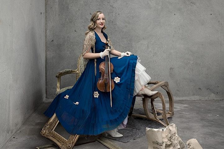 Bach at the Calyx image
