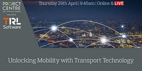Unlocking Mobility with Transport Technology tickets