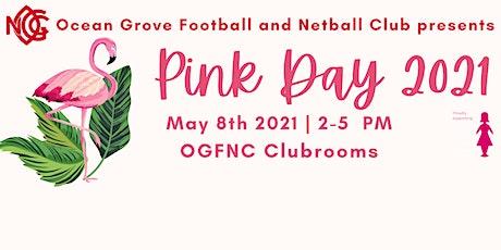 Pink Day - Ocean Grove Football & Netball Club tickets