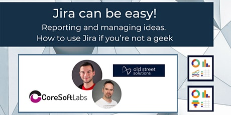 Jira can be easy! Reporting and managing ideas. tickets