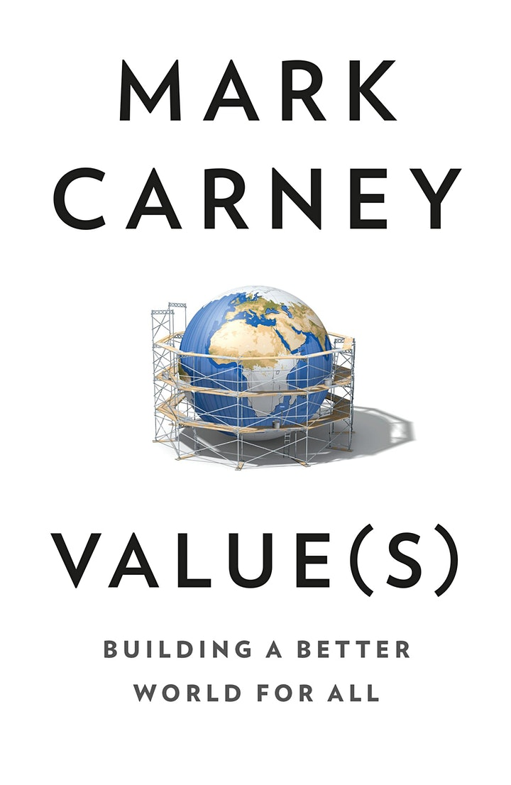 Mark Carney – How To Build a Better World For All | with Matthew d'Ancona image