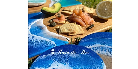 Resin Ocean boards and Coasters tickets