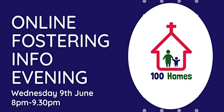 Online Fostering Information Evening tickets