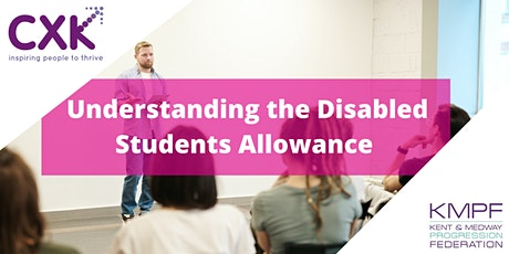 Understanding the Disabled Students Allowance  (Finance) tickets