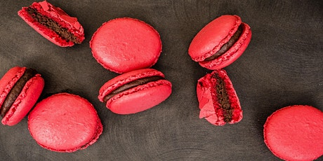 Online French Macarons  - a Masterclass w/ Chef Kit tickets
