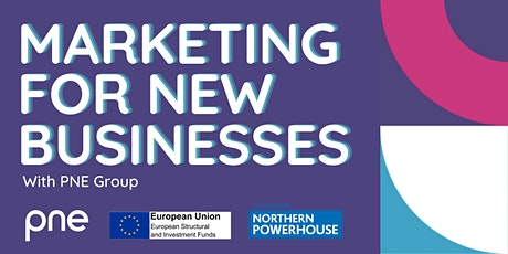 Marketing and Communications for a New Business tickets