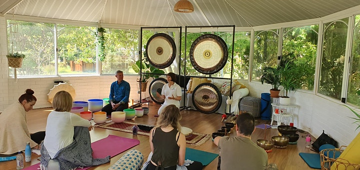 Yoga and Sound Healing Retreat - Balancing  your Heart Chakra image
