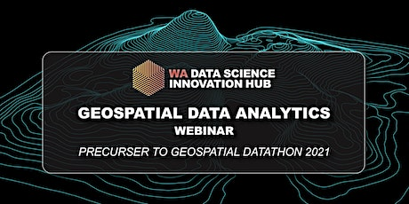 Exploring Geospatial Data Analytics tickets