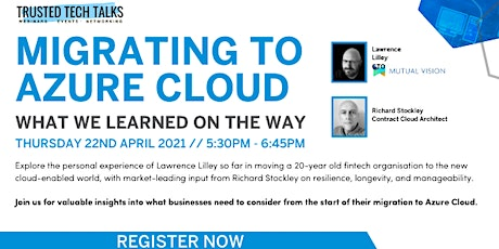 Migrating to Azure Cloud: What We Learned on the Way Tickets