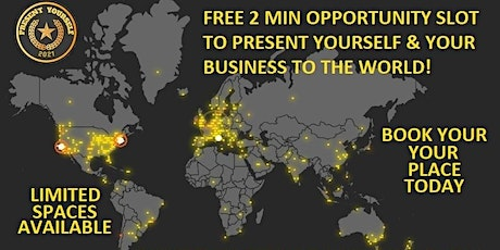 Global Networking - Introduce Yourself and Your Business tickets