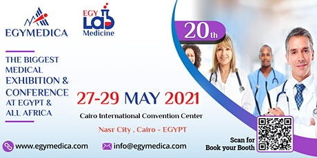 EGYMEDICA tickets