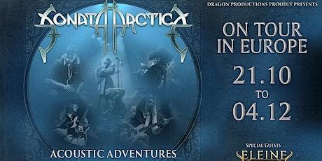 Sonata Arctica | Acoustic Adventures 2022 | Passau Tickets