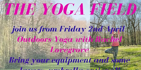 Yoga in the Field tickets