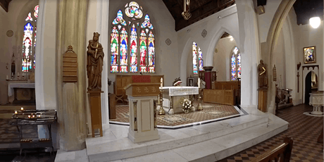 8am Mass on Divine Mercy Sunday (2nd Sunday of Easter) tickets