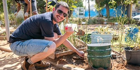 Community Garden Building - התנדבות בגינה קהילתית tickets