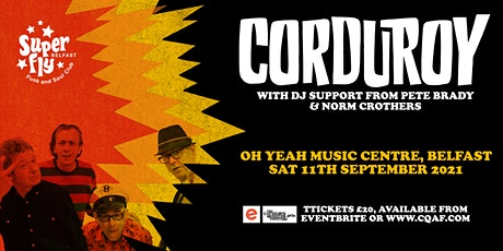 Corduroy tickets