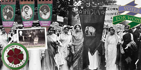 COURAGE CALLS: CELEBRATING MINORITIES IN THE SUFFRAGE MOVEMENT tickets