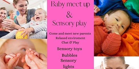 Baby meet up & Sensory play tickets