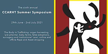 2021 CCARHT Summer Symposium tickets
