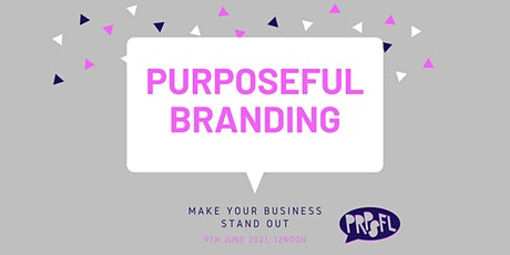 Purposeful Branding tickets