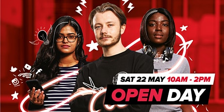 School Leaver Open Day 2021 tickets