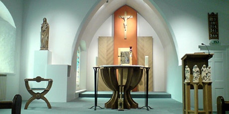 9:15am Mass on Divine Mercy Sunday (2nd Sunday of Easter) tickets