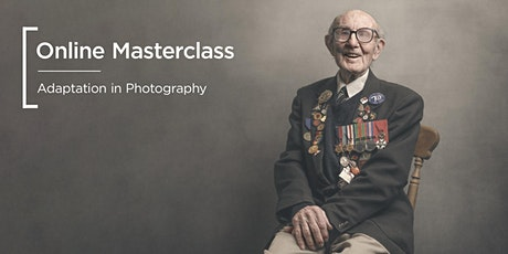 Online Masterclass | Sony | Adaptation in Photography tickets