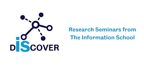 DisCOVER: Research Seminar- Artificial Intelligence for a Better Future biglietti