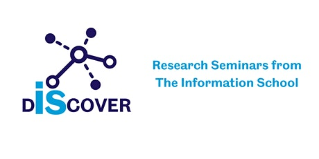 DisCOVER: Research Seminar- Artificial Intelligence for a Better Future tickets