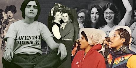 DRESSING DYKES: A HISTORY OF LESBIAN FASHION tickets