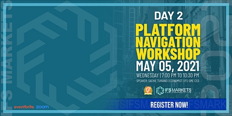 Free Six-Day Forex Trading Webinar Series - Day 2 Platform Navigation tickets