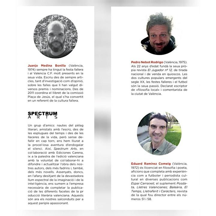 Imagen de Presentació de Les Falles i el bar Torino (Carena ed)