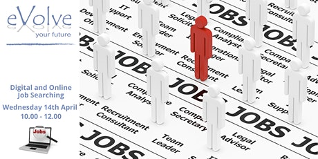 Digital and Online Job Searching tickets