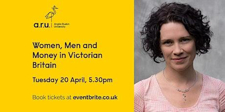 AHSS Presents: Emma Griffin 'Women, Men and Money in Victorian Britain' tickets