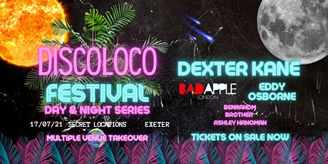 Discoloco Festival - Day & Night Series tickets