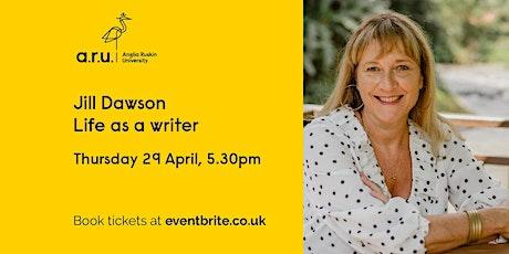 AHSS Presents: Jill Dawson 'Life as a Writer' tickets