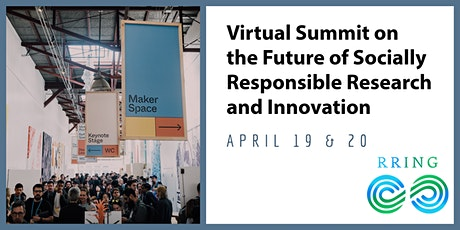 Virtual Summit on the Future of Socially Responsible Research & Innovation tickets