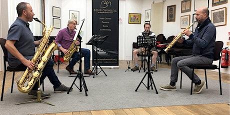 Four Winds (saxophone quartet) tickets