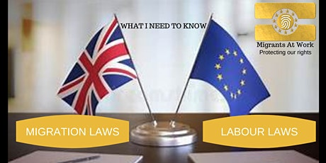 EU Citizens and the Right to Work. FREE Information Session for Employers tickets