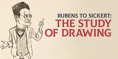 Lunchtime Tour of Rubens to Sickert: The Study of Drawing at Reading Museum tickets