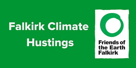 Falkirk Climate Hustings tickets