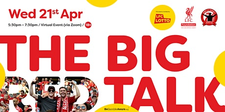 The Big Red Talk with LFC Foundation and Spirit of Shankly tickets