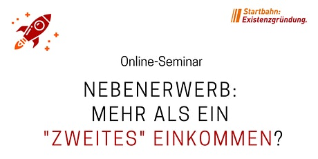 """Nebenerwerb – mehr als ein """"zweites"""" Einkommen? Online-Seminar des CAT Tickets"""